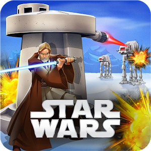 Star Wars: Galactic Defense icon do jogo