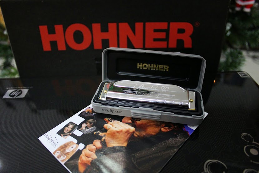 Kèn Harmonica - Hohner Special 20 Classic (key C)