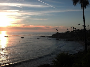 Photo: Heisler Park view #2.  Note the paddleboarder out there.