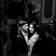 Wedding photographer Ruslan Mustafin (MustafinRK). Photo of 27.12.2017