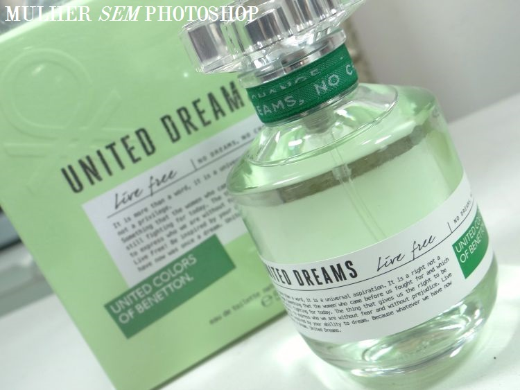 United Dreams Live Free da Benetton -resenha