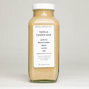 Vanilla Cashew Milk