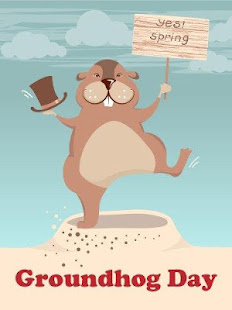 Download Happy Groundhog Day 2020 For PC Windows and Mac apk screenshot 5