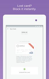 Simple - Better Banking Screenshot 10