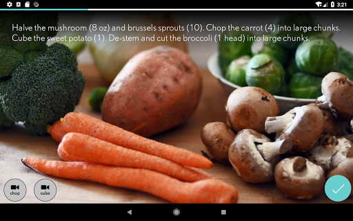 SideChef: 18K Recipes, Meal Planner, Grocery List 4.7.3 Screenshots 20