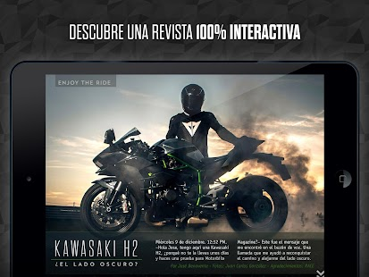 Motorbike Magazine- screenshot thumbnail
