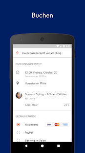 Treatwell – Miniaturansicht des Screenshots