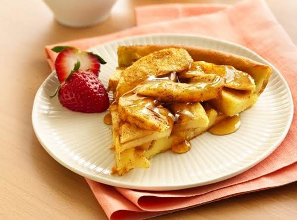 Apple Breakfast Wedges Recipe