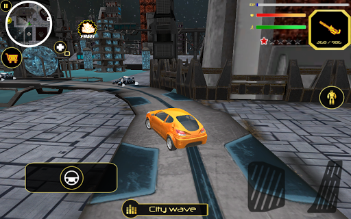 Robot City Battle apktram screenshots 3