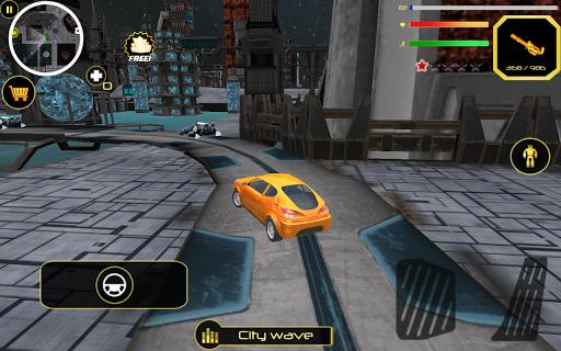 Robot City Battle apkpoly screenshots 3