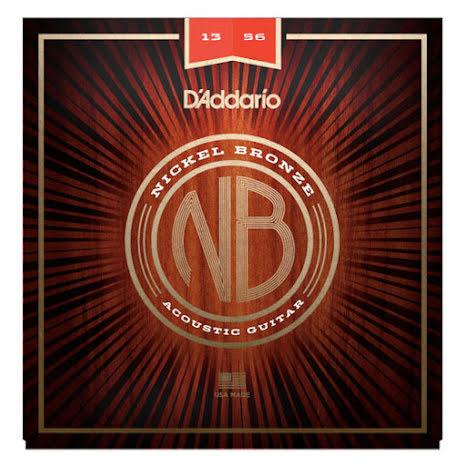 DADDARIO NB1356 Western Nickel Bronze 013-056