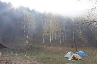 Photo: лагера на гърмяните зайци - петна