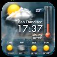 Fahrenheit&Celcius weather app