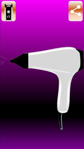Hair clipper-Hairdressing scissors-Dryer 0.0.3 screenshots 6