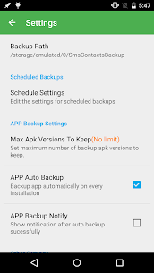 Super Backup & Restore App Download For Android 4