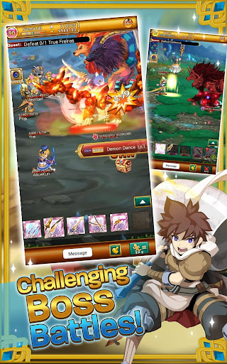 Logres: Japanese RPG 3.0.24 screenshots 2