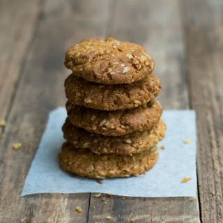 Thermomix Anzac Biscuits.