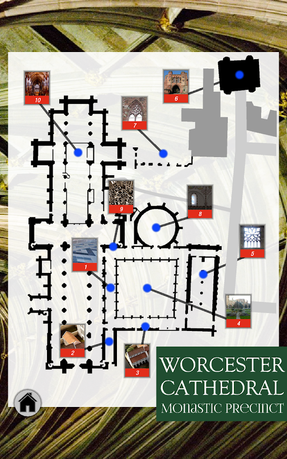 Worcester Cathedral- screenshot