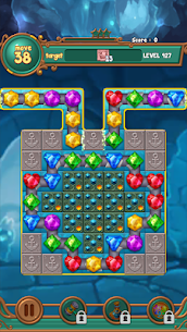 Jewels fantasy : match 3 puzzle 7
