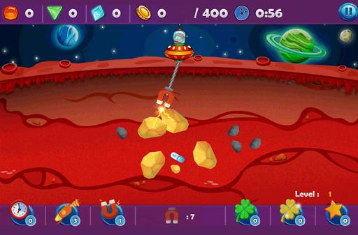 無料街机Appの金鉱山スペース惑星|記事Game
