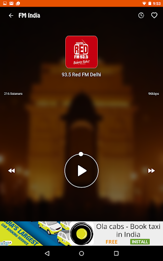 FM Radio India - Live Stations for PC