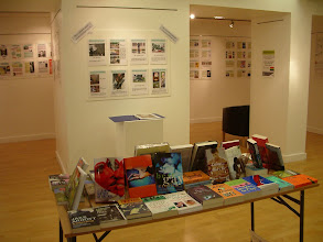 Photo: View from the Top Exhibition - Waterstone's LGBT books