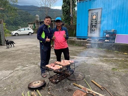 見習如何燻肉-銅門部落