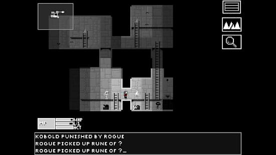 Red Rogue - A Roguelike Screenshot