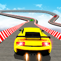 Crazy Superhero car stunts: Hot Wheels car games icon