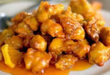 HCG Diet Sweet & Sour Chicken