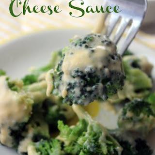Homemade Cheese Sauce