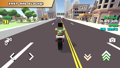Blocky Moto Racing ud83cudfc1 screenshots 8
