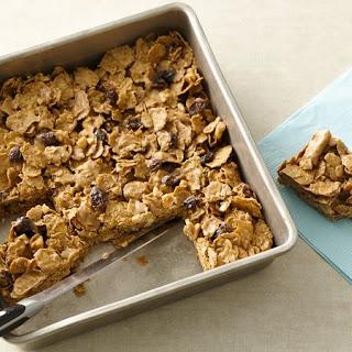 Raisin Bran Cereal Bars Recipes.
