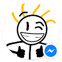 Stick For Messenger icon