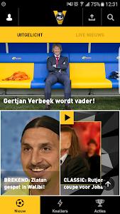Voetbal Inside screenshot 0