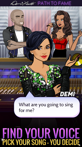Demi Lovato: Path to Fame  {cheat|hack|gameplay|apk mod|resources generator} 5