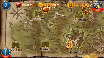 Screenshot of Shake Spears!