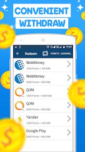 Earn money app and bonus - náhled