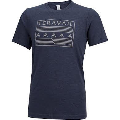 Teravail Logo T-Shirt Navy