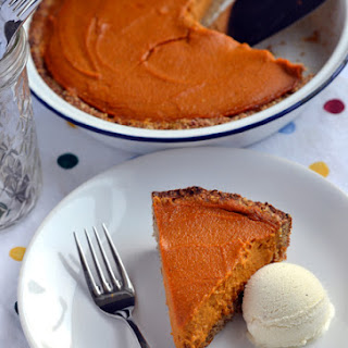 The GREAT PUMPKIN PIE! (Recipe From Plant-Powered Families) Recipe