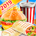 Cooking Games - Fast Food Fever & Restaurant Craze