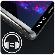 S10+ Edge Music Player