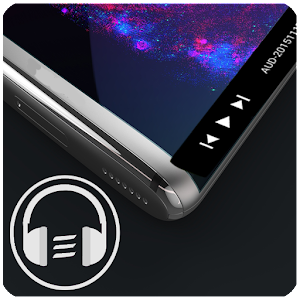 S 10 S 20NOTE 20 Edge Music Player 1.0.2 (Premium) (All in One) by S.T.E.P logo