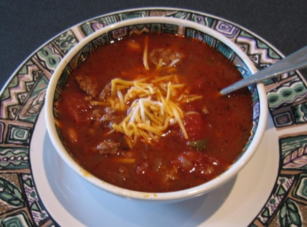 Fisk Fall Chili Recipe