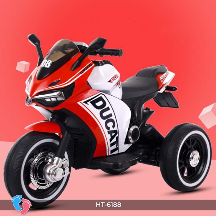 Xe mô tô điện thể thao Ducati HT-6188 11