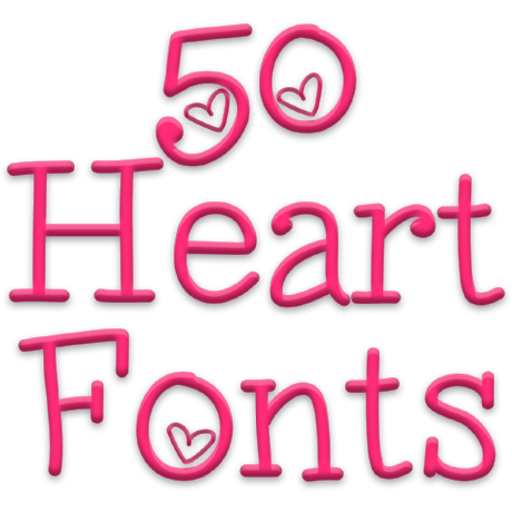 Fonts for FlipFont 50 Hearts - Apps on Google Play