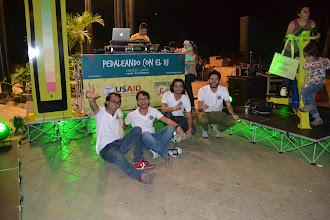 Photo: El equipo de la energía limpia