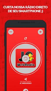 JC Web Rádio 2.0 for PC-Windows 7,8,10 and Mac apk screenshot 1