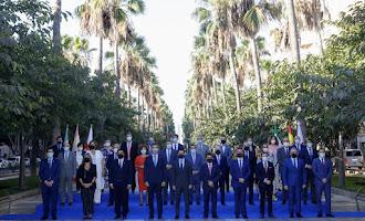 En imágenes: Almería, sede de la Comisión de Diputaciones