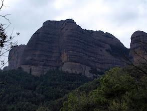 Photo: Roques de Sant Honorat des del Torrent de les Caubes
